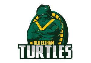Old Eltham Collegians logo